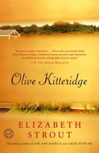 Olive kitteridge review book