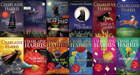 Image result for sookie stackhouse books