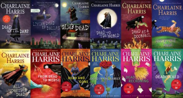 Sookie Stackhouse Series by Charlaine Harris