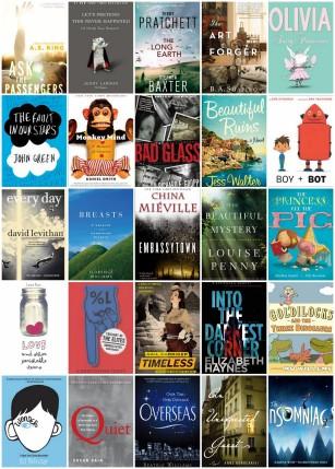2012 Best Books