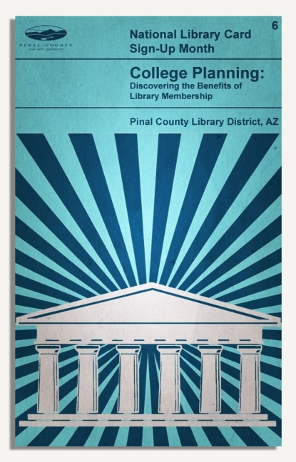 PCLD Library Card Benefits Series - College Planning - #6