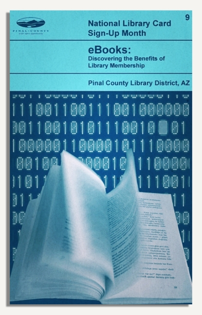 PCLD Library Card Benefits Series - eBooks - #9