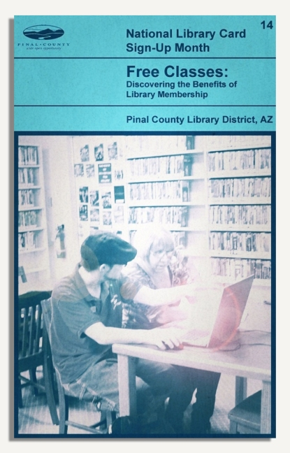 PCLD Library Card Benefits Series - Free Classes - #14