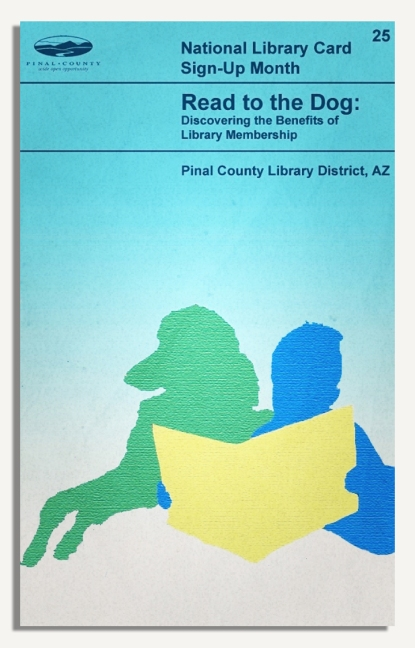 PCLD Library Card Benefits Series - Read to the Dog - #25